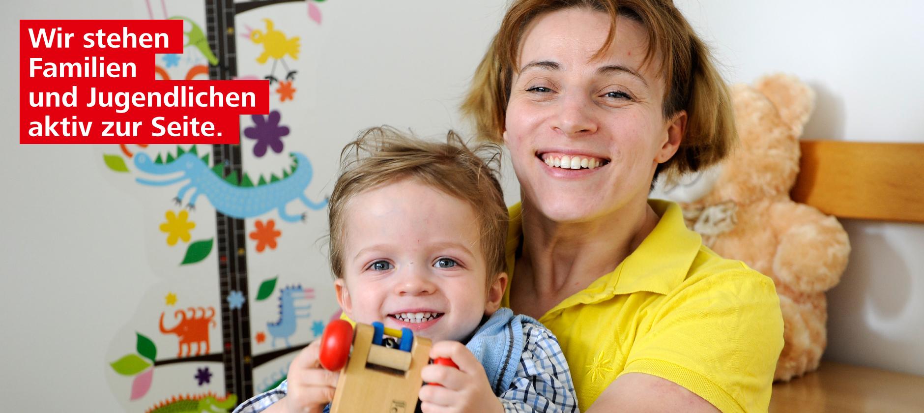 Kinder-, Jugend- und Familienhilfe
