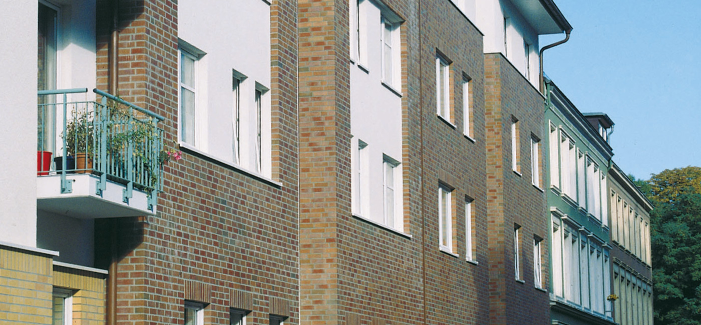 Hausfront Hospitalstraße