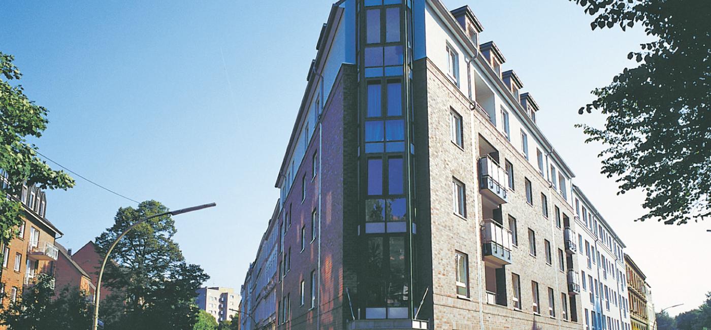 Foto Haus Karl-Wolff-Straße