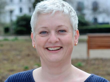 Portraitfoto Birgit Okken