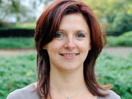 Portraitfoto Jaqueline Reinking
