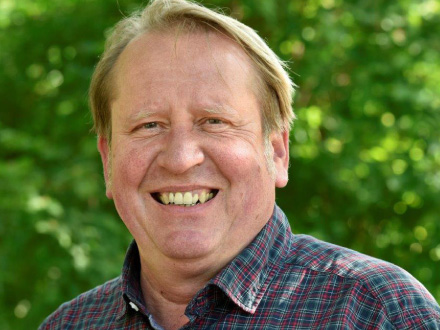 Portraitfoto Andreas Schröder